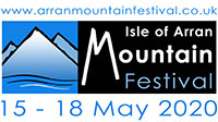 Arran Mountain Festival logo 2020